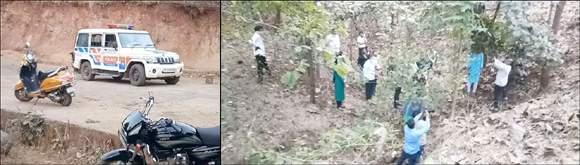 સાગબારા કુંભી કોતર પાસેના જંગલમાં સગીરાએ કેસુડાના ઝાડ પર ઓઢણી બાંધી ગળે ફાંસો ખાઇ લેતા ચકચાર