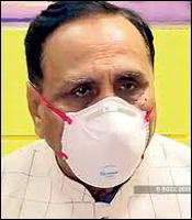 ગુજરાતમાં કોરોનાની પરિસ્થિતિ નિયંત્રણ હેઠળ : પુરતા પ્રમાણમાં બેડ સહિત સારવારની સુવિધા ઉપલબ્ધ : વિજયભાઇ રૂપાણી