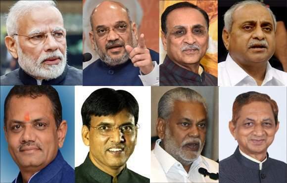 ગુજરાતમાં ભાજપના દિગ્ગ્જ નેતાઓ કરશે મતદાન :વડાપ્રધાન મોદી અને અમિતભાઇ શાહ અમદાવાદમાં :રૂપાણી કરશે રાજકોટમાં મતદાન