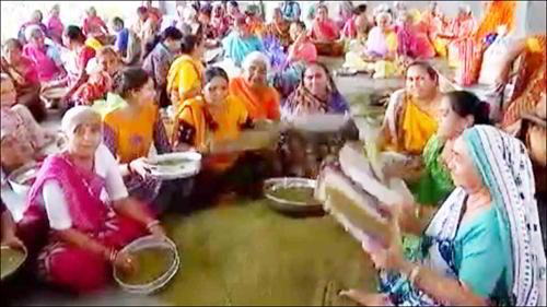 ભગવાન જગન્નાથજીની ૧૪૨મી રથયાત્રા માટે અદમ્ય ઉત્સાહ : હજારો કિલો મગના પ્રસાદીની તૈયારીઓ શરૂ