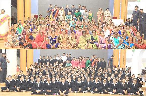 ગુજરાત બજેટમાં મહિલા- બાળકલ્યાણ તથા કન્યા શિક્ષણ માટે વિશેષ જોગવાઈઃ વિજયભાઈ
