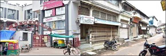 અમદાવાદમાં કાપડના વેપારી ઉપર હુમલોઃ બજારો બંધ