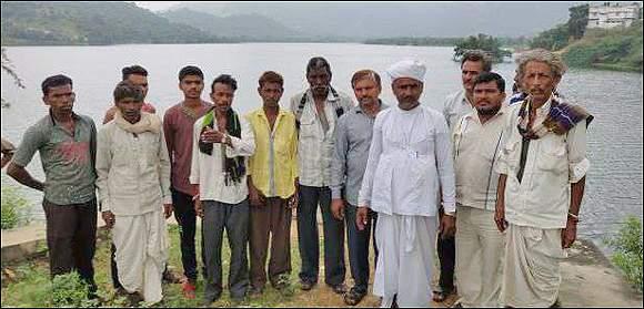 બાલુન્દ્રા નજીક કેદારનાથ ડેમના નહેરમાં ગાબડું : પાક પાણીથી વંચિત થવાની ભીતિ :ડેમનું પાણી ખાલી થઇ જવાની સંભાવના