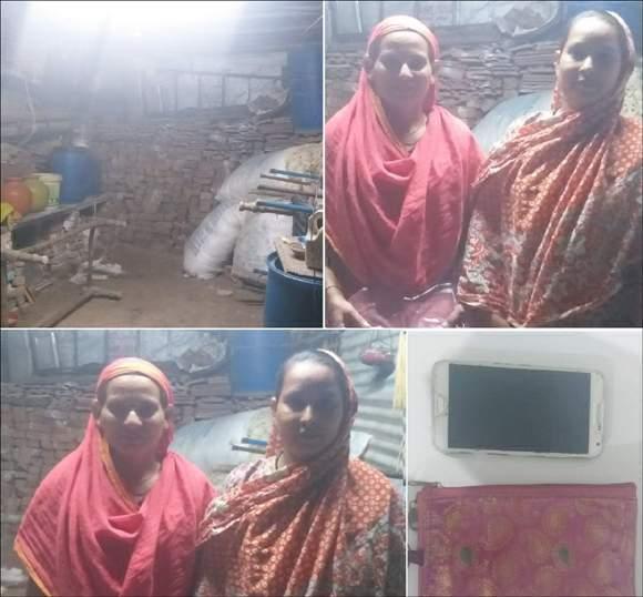 વિરમગામની બે બહેનોએ મોબાઇલ અને પાકીટ પરત આપી ઈમાનદારીનું ઉત્કૃષ્ટ ઉદાહરણ પૂરું પાડ્યું