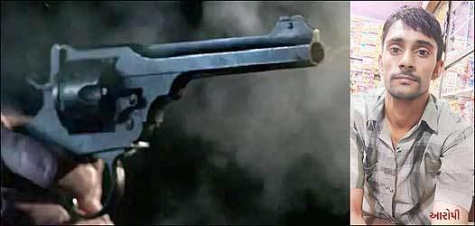 અમદાવાદના વટવામાં થયેલ દિનેશ ચૌધરીની હત્યા કેસમાં રાજસ્થાન પોલીસે સોપારી કિલર દયાલસિંહને દબોચી લીધો