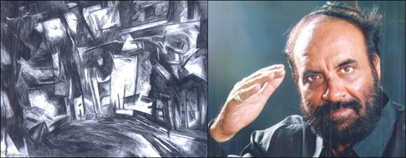 ચિત્રકાર શરદ રાઠોડનું અમદાવાદમાં ચિત્રપ્રદર્શન