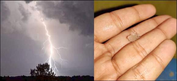 નર્મદા જિલ્લામાં મધરાત્રે વીજળીના કડાકા સાથે વરસાદી ઝાપટું : ગરમીમાં રાહત પણ ખેતીને નુકસાન