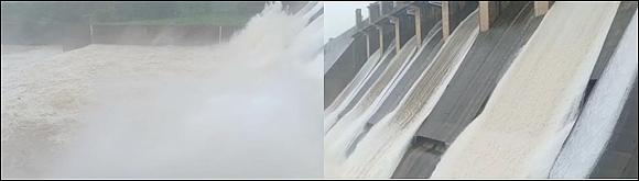 નર્મદા જિલ્લાના કરજણ ડેમ માંથી ૪૪,૧૨૧ ક્યુસેક જેટલું પાણી છોડાયું :કાંઠાના વિસ્તારો એલર્ટ પર