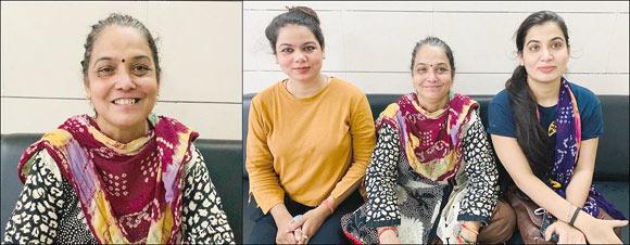કળયુગની શ્રવણ બની દીકરીઓ : જોધપુરની સુવિખ્યાત હોસ્પિટલોએ ઓપરેશનનું કહ્યુ : અમદાવાદ સિવિલ હોસ્પિટલે દવાથી જ મીનાબહેનને સાજા કરી દીધા
