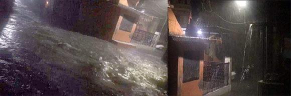 સાંજે ભરૂચમાં ભારે પવન સાથે ધોધમાર વરસાદ; નીચાણવાળા વિસ્તારમાં પાણી ભરાવાની સમસ્યા