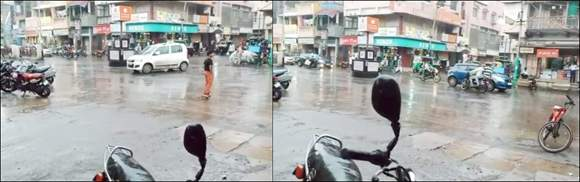 નર્મદા જિલ્લામાં ત્રણ દિવસથી સાર્વત્રિક વરસાદ : સિઝનનો કુલ વરસાદ 1263 મિમી :જિલ્લાના તમામ ડેમોમાં છલોછલ પાણી