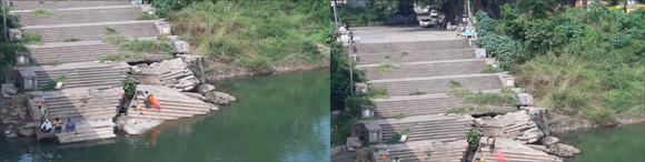 રાજપીપળા કરજણ નદીનો ઐતિહાસિક ઓવારો ભૂતકાળ બને તે પહેલાં તંત્ર આળસ ખંખેરશે..?