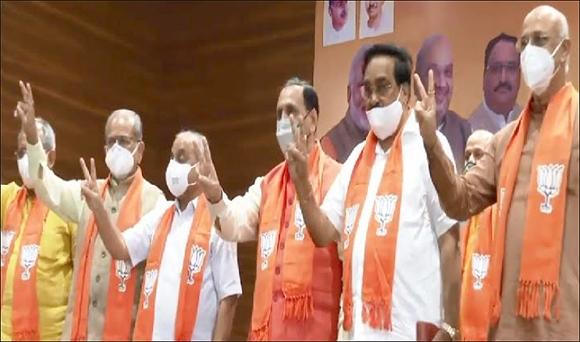 ગુજરાતમાં આઠેય બેઠકોમાં નોટાના 24,667 મત : કપરાડા બેઠક પર સુધી વધુ 4520 મત નોટામાં  પડ્યા