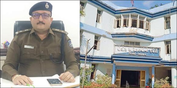 સરહદો પર સહેલાણીઓ સાથે નમ્રતાથી વર્તો : જિલ્લા પોલીસ વડા રાજદિપસિંહ ઝાલા