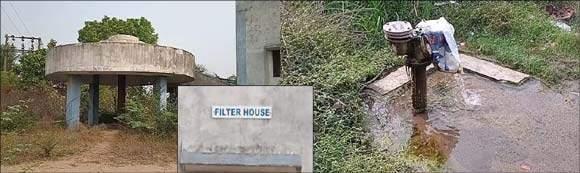 રાજપીપળા શહેરીજનોને ફિલ્ટર પાણી મળે એ માટે કરજણ ફિલ્ટર પ્લાન્ટ ફરી ચાલુ કરવાનું આયોજન