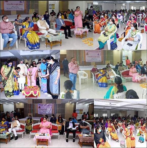 ગુજરાત રાજ્ય મહિલા આયોગ અને અમદાવાદ જીલ્લા વહિવટી તંત્રના સંયુક્ત ઉપક્રમે જેતલપુર ખાતે મહિલા કાયદાકીય જાગૃતિ શિબિર યોજાઈ