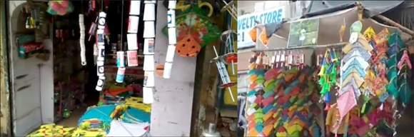 રાજપીપળા સફેદ ટાવર પાસે પ્રતિબંધિત ચાઈનીઝ દોરીનું વેચાણ કરતા વેપારી વિરુધ ગુનો નોંધાતા ફફડાટ