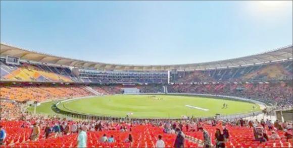 ભારત અને ઇંગ્લેંડ વચ્ચેની T20 સિરીઝની ટીકીટ બુકીંગ શરૂ : 500 રુપિયાથી લઇને 10,000 સુધી ટીકીટનો ભાવ