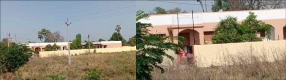 તરોપા ગામની હાઈસ્કૂલ ના પ્રિન્સિપાલ સહિત શિક્ષકો કોરોના સંક્રમિત થતા વિધ્યાર્થીઓ શાળામાં જતા બંધ થયા