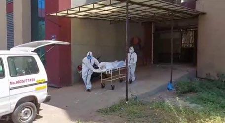 રાજપીપળા કોવિડ હોસ્પિટલ છેલ્લા બે દિવસમાં 11 દર્દીઓના મોત : આ સિઝનમાં કુલ 26 જેવા દર્દીઓના મોત થયા