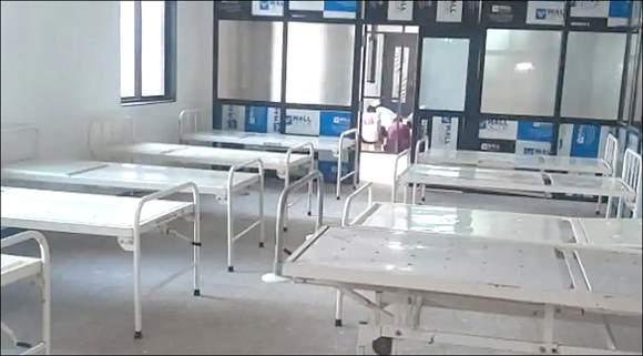 વડોદરામાં મસ્જિદને બનાવી દીધી કોવિડ હોસ્પિટલ