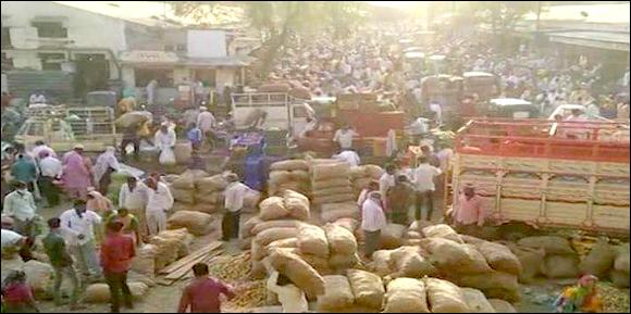 વિસનગર બાદ પાટણ માર્કેટ યાર્ડ પણ આગામી 18 મે સુધી બંધ રહેશે