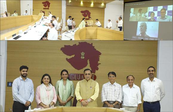 ગુજરાતમાં કોરોના મહામારીમાં નિરાધાર થયેલા બાળકોના શિક્ષણ માટે જે. એમ. ફાઈનાન્શિયલ ફાઉન્ડેશન દ્વારા વાર્ષિક ફી પેટે સહાય કરાશે