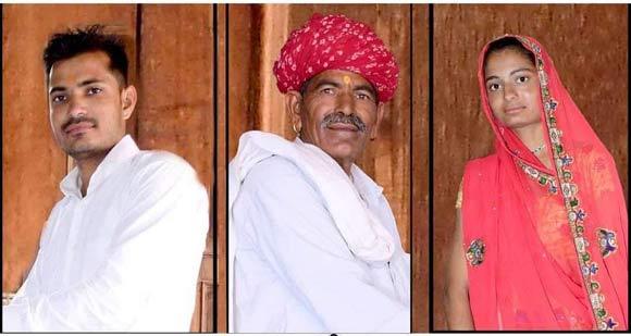 ધાનેરાના કુંડી ગામે ડ્રોપસી રોગે પરિવારને ઝપટે  લીધો :ત્રણ સભ્યોના મોત : ચાર સભ્યો સારવારમાં