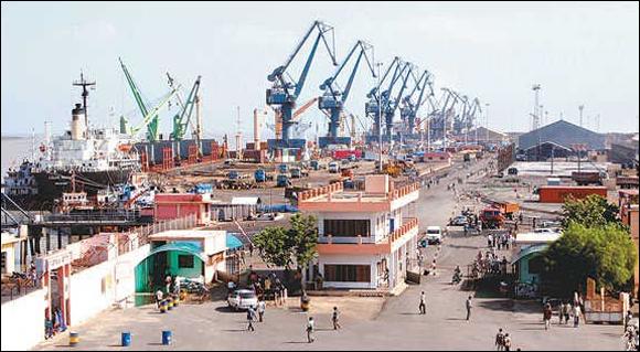 ગુજરાતનાં બંદરોનો સર્વાંગી વિકાસ...
