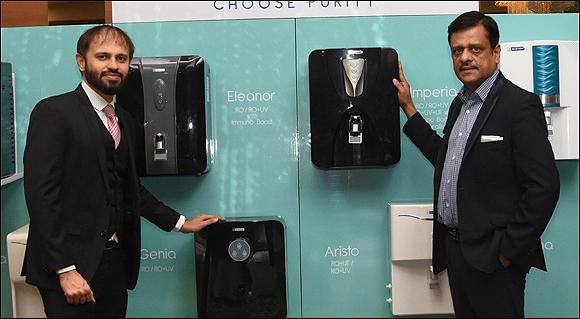 બ્લુ સ્ટાર વિસ્તારી ઈમ્યુનોબુસ્ટ ટેકનોલોજીઃ વોટર પ્યોરિફાયરની શ્રેણી