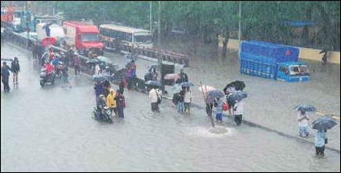 દક્ષિણ ગુજરાત, સૌરાષ્ટ્રમાં ભારે વરસાદ માટે ચેતવણી