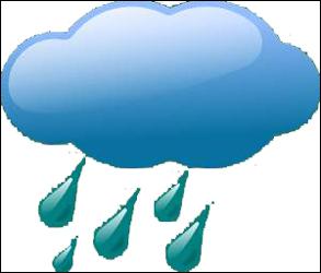 રાજ્યમાં વાદળછાયું વાતાવરણ અને હળવા વરસાદની હવામાન વિભાગની આગાહી