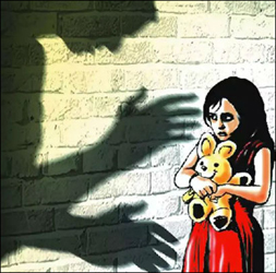 ગાંધીનગરઃ ૪ વર્ષીય માસુમ બાળા પર દુષ્કર્મ