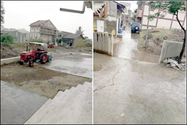 રાજયમાં અેક તરફ ધોમધખતો તાપ તો બીજી તરફ ભરૂચમાં કમોસમી વરસાદથી ખેડુતો પરેશાન