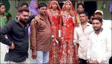 બનાસકાંઠામાં દરબાર સમાજ દ્વારા બે દલિત અનાથ યુવતિના લગ્ન કરાવીને સર્વ સમભાવનું ઉત્તમ ઉદાહરણ પુરૂ પાડ્યું