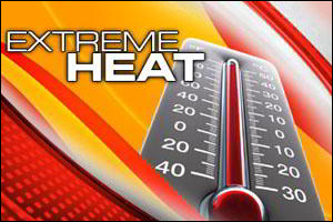 સોમવારે અેક દિવસ ગરમીઅે પોરો ખાધા બાદ ફરીથી ધોમધખતો તાપઃ મહત્તમ તાપમાનનો પારો ઉંચકાતા લોકો ત્રાહિમામ