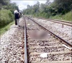 કનીજ રેલવે સ્ટેશન નજીક ટ્રેનમાંથી પડી જતા આધેડનું મોત: ઓળખ મેળવવા તજવીજ