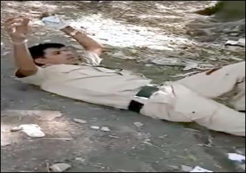 સુરતમાં રેલવે સ્ટેશન ઉપર દારૂ પીને ફરજ બજાવતા આરપીએફ જવાનનો વીડિયો વાયરલ
