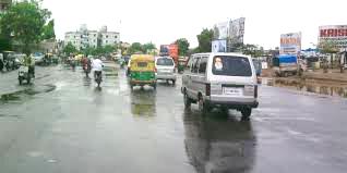અમદાવાદમાં એક કલાકમાં દોઢ ઇંચ વરસાદ