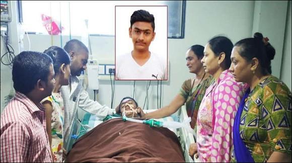 સુરતઃ ૧૮ વર્ષના યુવકના હૃદય-કિડની-લીવર અને ચક્ષુદાનની ૬ વ્યકિતઓને નવજીવન