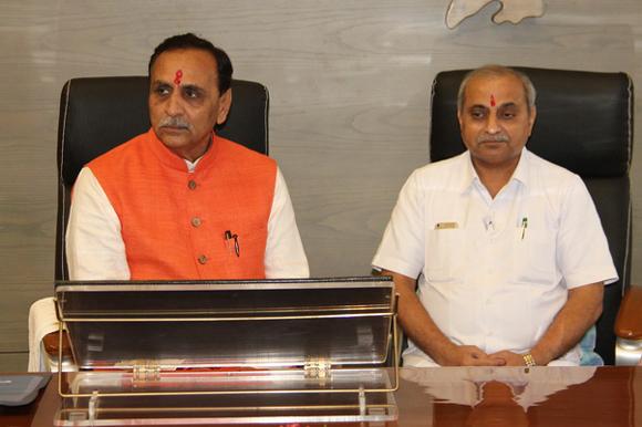 શનિવારે ગાંધીનગરના મહાત્મા મંદિરે પીડિયાટ્રિક સોસાયટી ઓફ ઇન્ડિયાની વાર્ષિક કોન્ફરન્સ :મુખ્યમંત્રી રૂપાણી અને નાયબ મુખ્યમંત્રી રહેશે ઉપસ્થિત