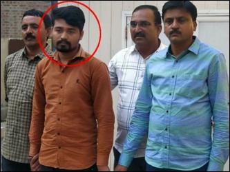 YouTube એકાઉન્ટ હેક કરવાના આરોપમાં ગુજરાતી ફિલ્મ કલાકાર રોહિત કળથીયાની અટકાયત