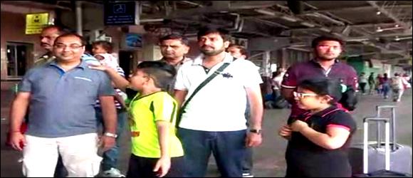 દહાણુ પાસે માલગાડીના ડબ્બામાં આગ લાગતા અમદાવાદ આવતી ટ્રેનો પાંચ કલાક મોદી :કાલુપુર સ્ટેશને મુસાફરો અટવાયા