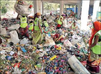 અમદાવાદ કોર્પોરેશન દ્વારા સુકો અને ભીનો કચરો સાથે આપનાર સામે પેનલ્ટી વસુલીને પગલા લેવાશે
