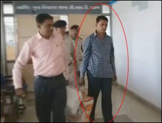 260 કરોડ કૌભાંડ કેસમાં વિનય શાહના કરીબી નરેશ પટેલની સીઆઇડી ક્રાઇમ દ્વારા ધરપકડ:મિરઝાપુર કોર્ટમાં લઇ જવાયો