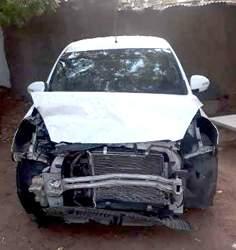 ડીસાના જુના નેસડા ગામ પાસે અકસ્માત ગ્રસ્ત અટિંગા ઝડપાઇ કારમાંથી ત્રણ મૃત હાલતમાં સહીત ડઝન બકરા મળતા ચકચાર