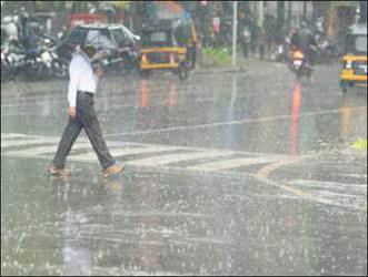 ગુજરાતમાં મેઘમહેર : રાજકોટમાં આઠ ઇંચ વરસાદથી જળબંબાકાર