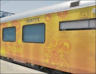 ગુજરાતને સુપરફાસ્ટ તેજસની ભેટ: અમદાવાદ- મુંબઈ વચ્ચે આધુનિક ખાનગી તેજસ ટ્રેન દોડશે