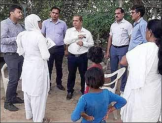 ધાનેરામાં ડિપ્થેરિયાની બીમારીથી 4 બાળકોના મોતથી હાહાકાર :  ગાંધીનગરની ટીમ દોડી ગઈ
