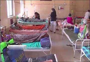 અમદાવાદમાં પાણીજન્ય અને મચ્છરજન્ય રોગચાળામાં  થયો વધારો : સૌથી વધુ ડેન્ગ્યુના કેસ : હોસ્પિટલો દર્દીઓથી ઉભરાઈ